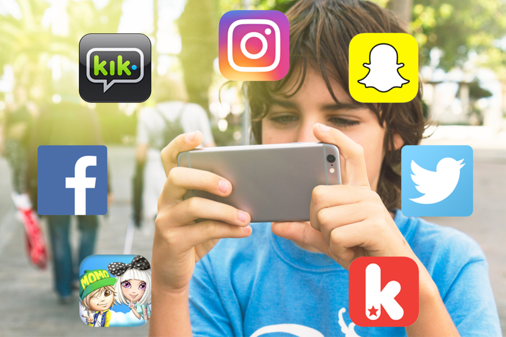 Vi ønsker å introdusere barn til teknologi og kommunikasjon på en gradvis måte.